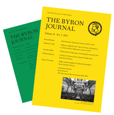The Byron Journals.